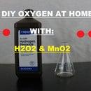 DIY Oxygen Gas