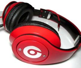 How to Repair Beats Headphones