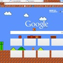 Making a Mario Brothers Custom Google Chrome Theme