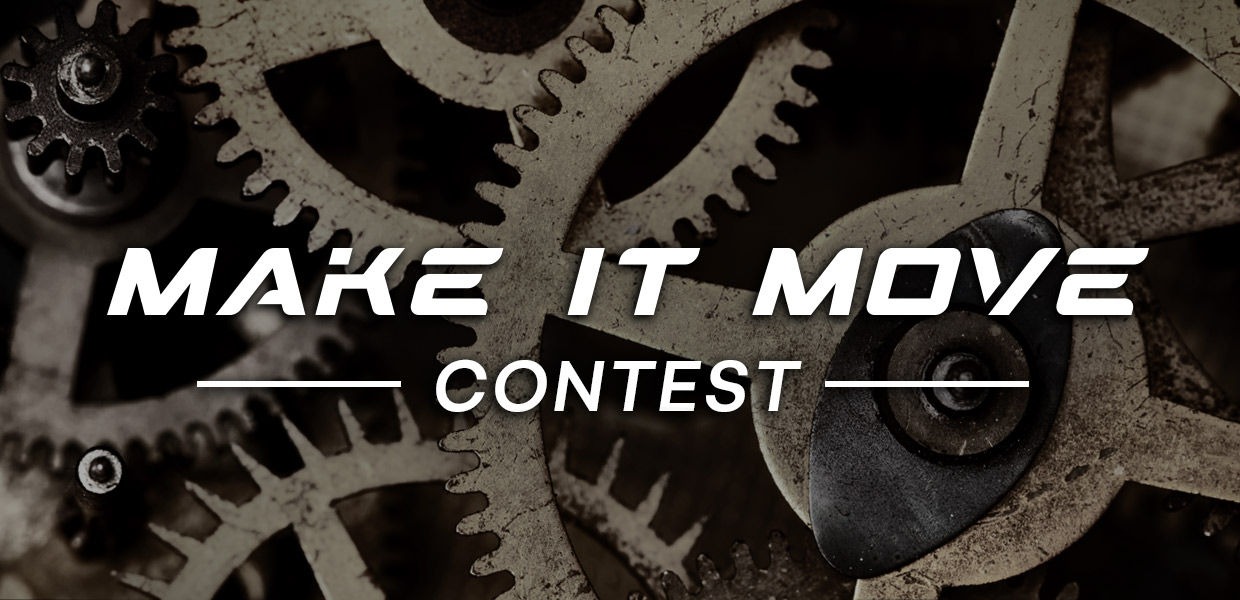Make it Move Contest