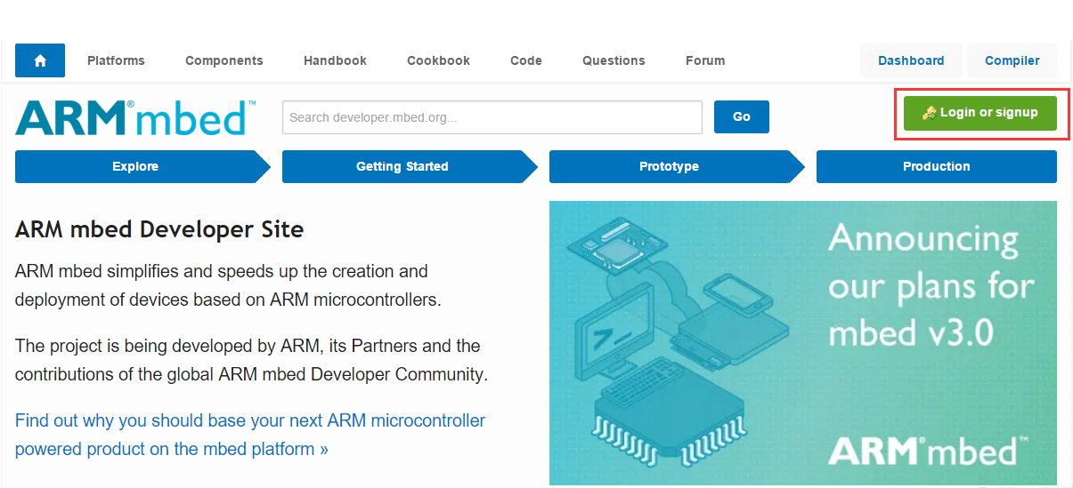 Picture of Get to Know Mbed
