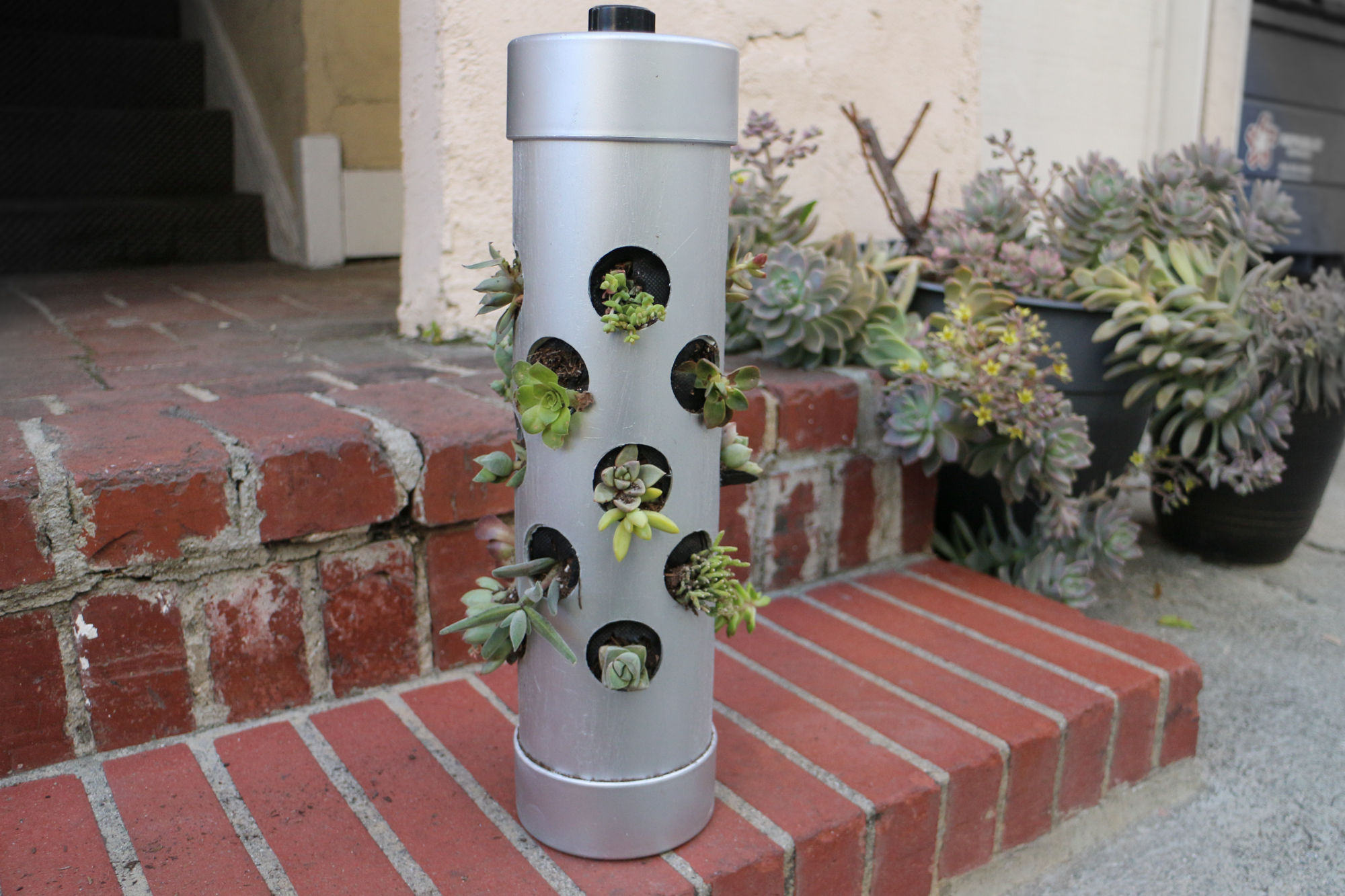 Picture of Vertical Gardening Pipe