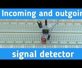 Incoming and Outgoing Signal Detector