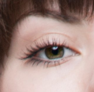 Beginning Photoshop - Adding NATURAL Contrast and Color to Eyes