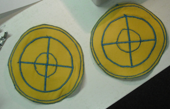 Picture of How to Make Machine Embroidered Patches Without an Embroidery Machine