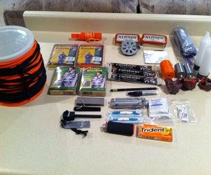 My Survival Pack (M.S.P)
