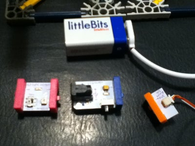 Build the LittleBits Circuit
