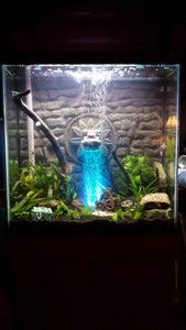 3d Aquarium Background Quetzalcoatl 13 Steps With