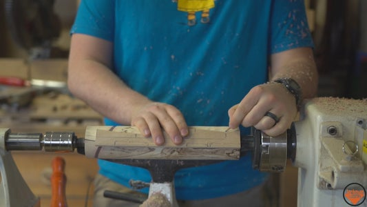 Shaping the Handles