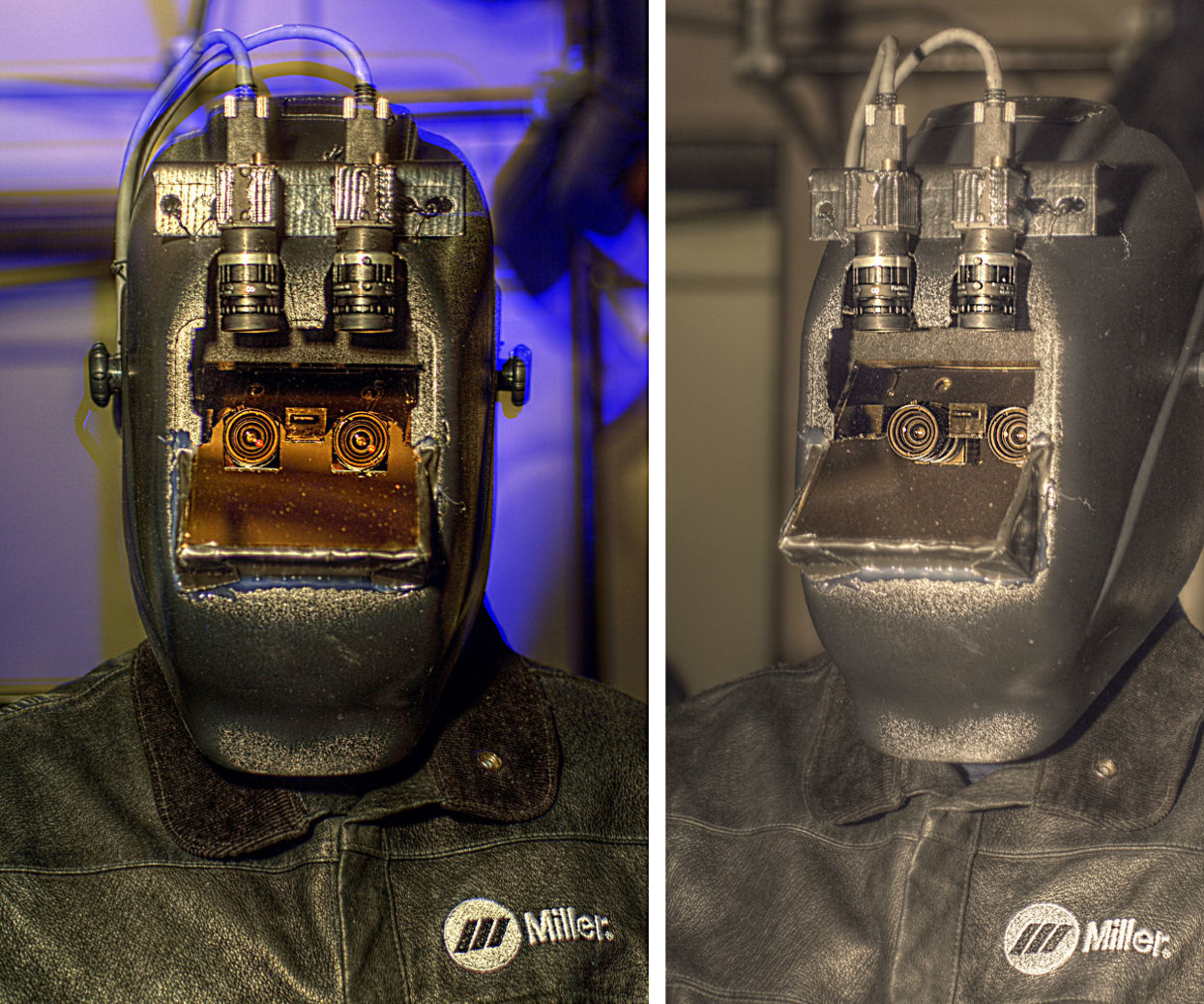 HDR EyeGlass: From Cyborg Welding Helmets to Wearable