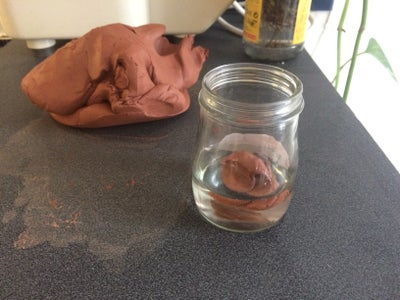 Make Some Ceramic Slurry and Save the Extra Clay