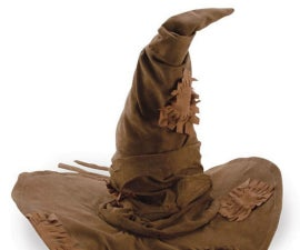 Mind Reading Arduino Sorting Hat (WIP)