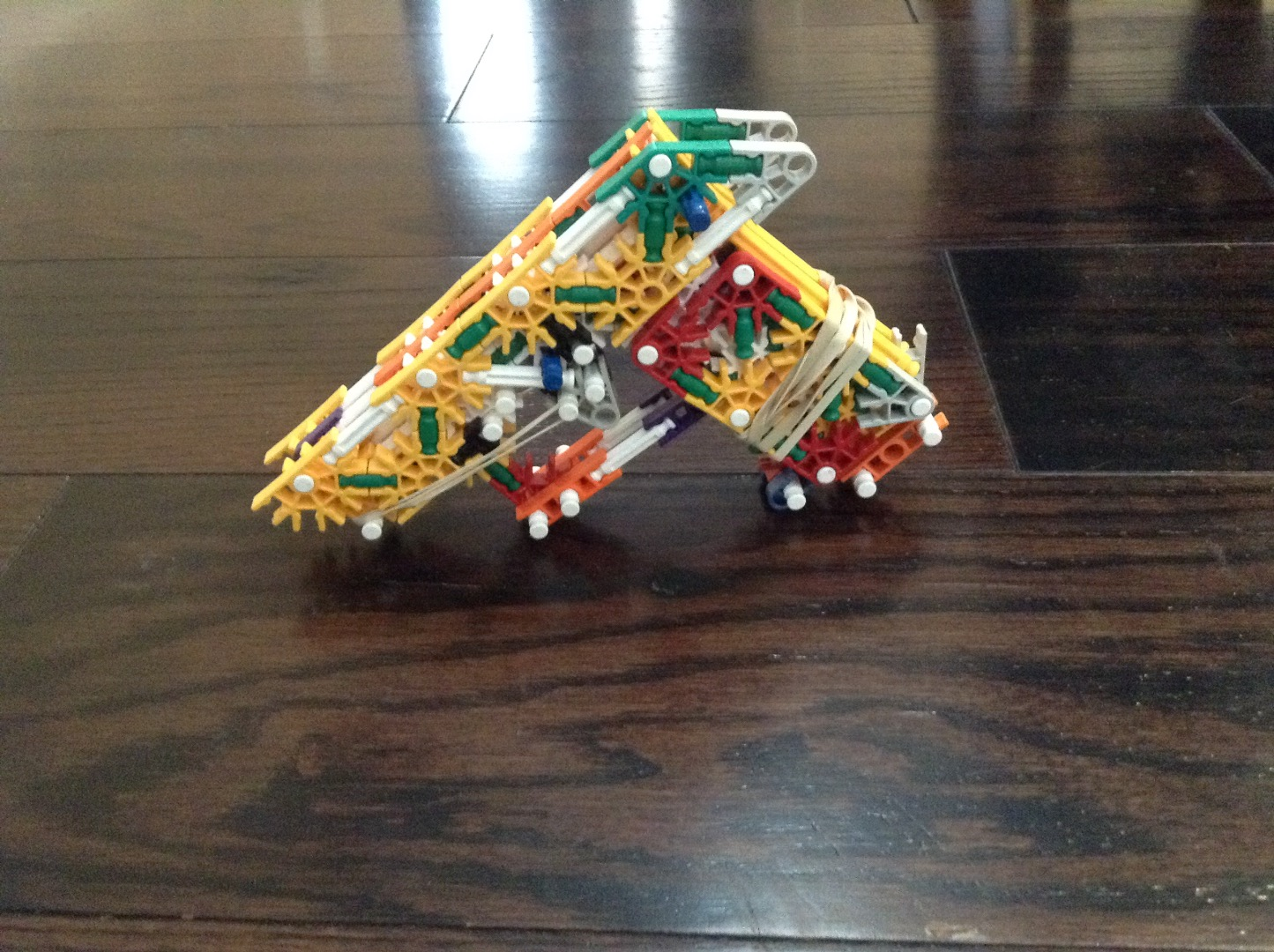 Picture of K'nex Walther PPK -- Working Model -Review-
