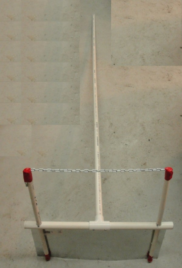 The Snow Ripper - Rip Snow From Your Roof in Minutes.  1/2 Snow Rake - 1/2 Ripper / Cutter.