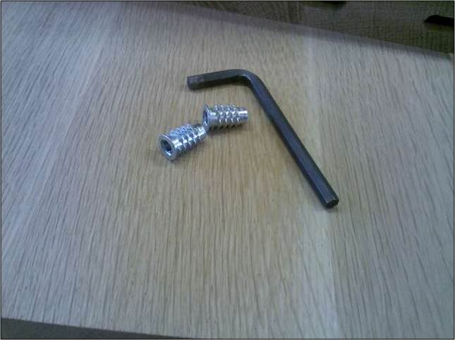 Picture of Threaded Inserts for Connector Pins