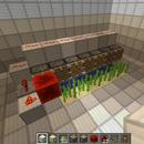 Minecraft Auto Sugarcane Harvester