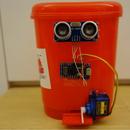 Arduino TRASH CAN Opener