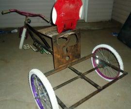Mario Block Trike