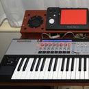 Keyboard Amp/Desk