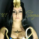 CLEOPATRA Halloween costume tutorial