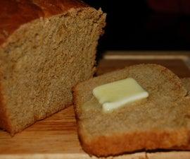 "New England ""No Need to Knead"" Anadama Bread"