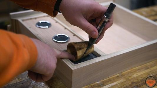 Adding Kaizen Foam & Final Sanding