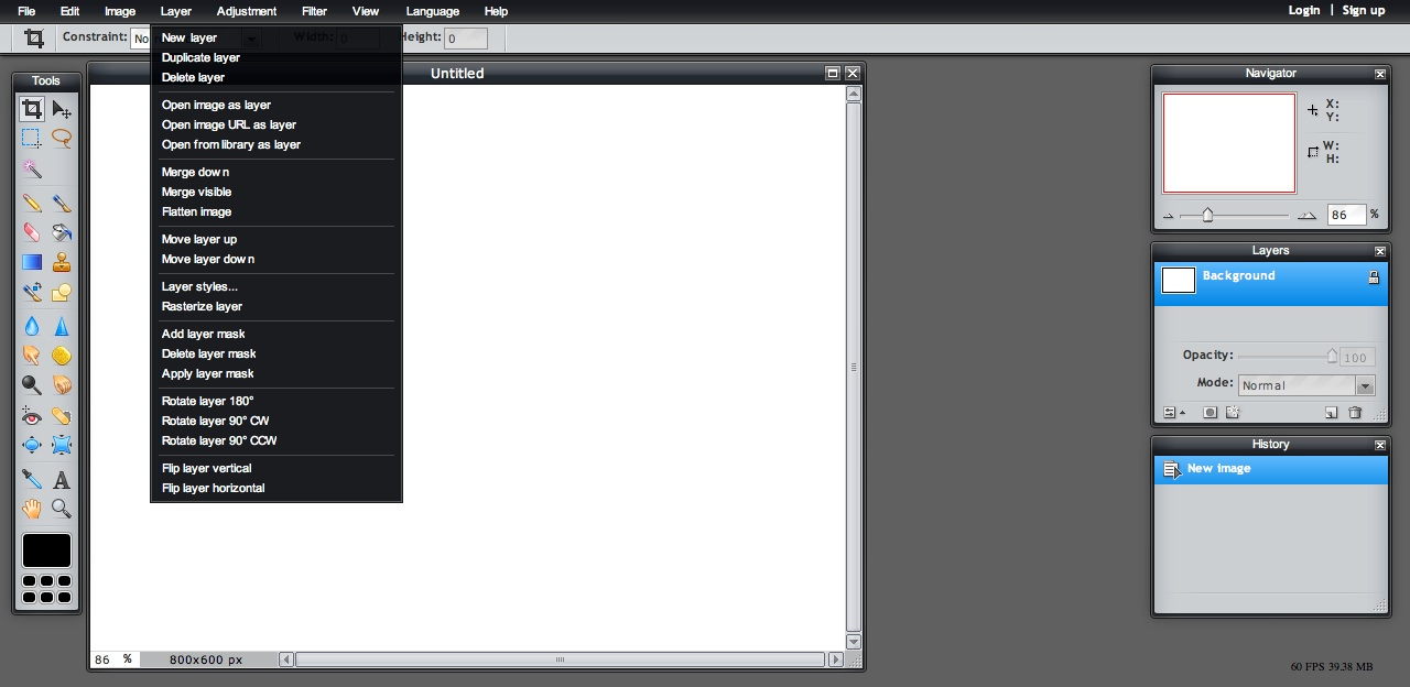 Picture of Opening Both Images in Your Editing Program