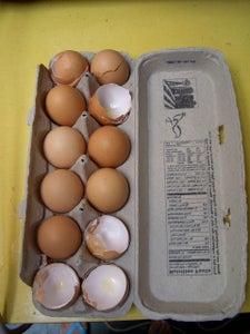 Crack Eggs Into Bowl.