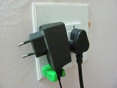 Alternate Plug Holder