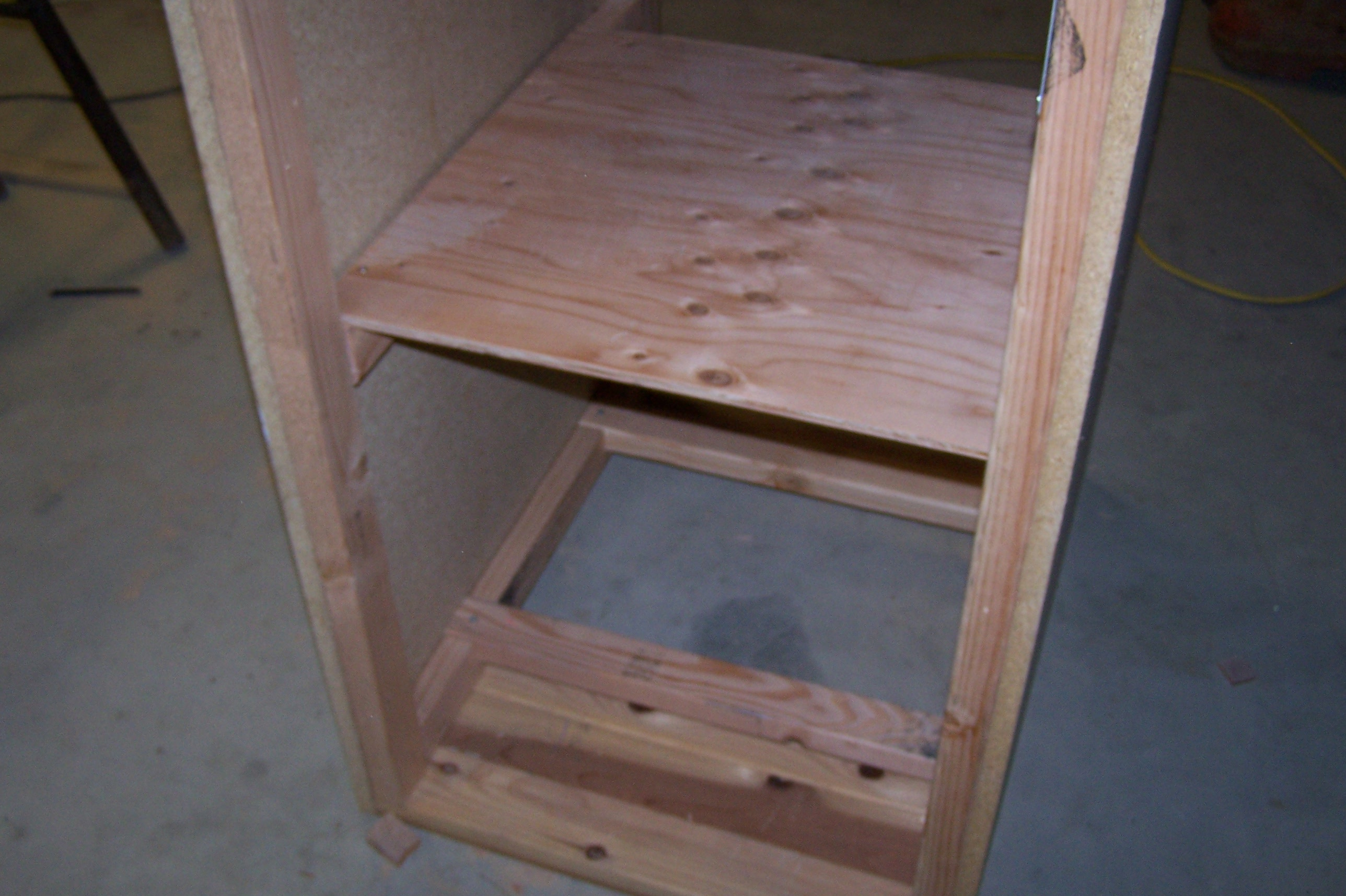 Picture of Extra Shelf and Screen Cover