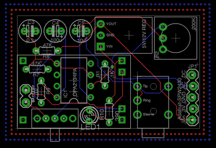 Making a Printed Circuit Board