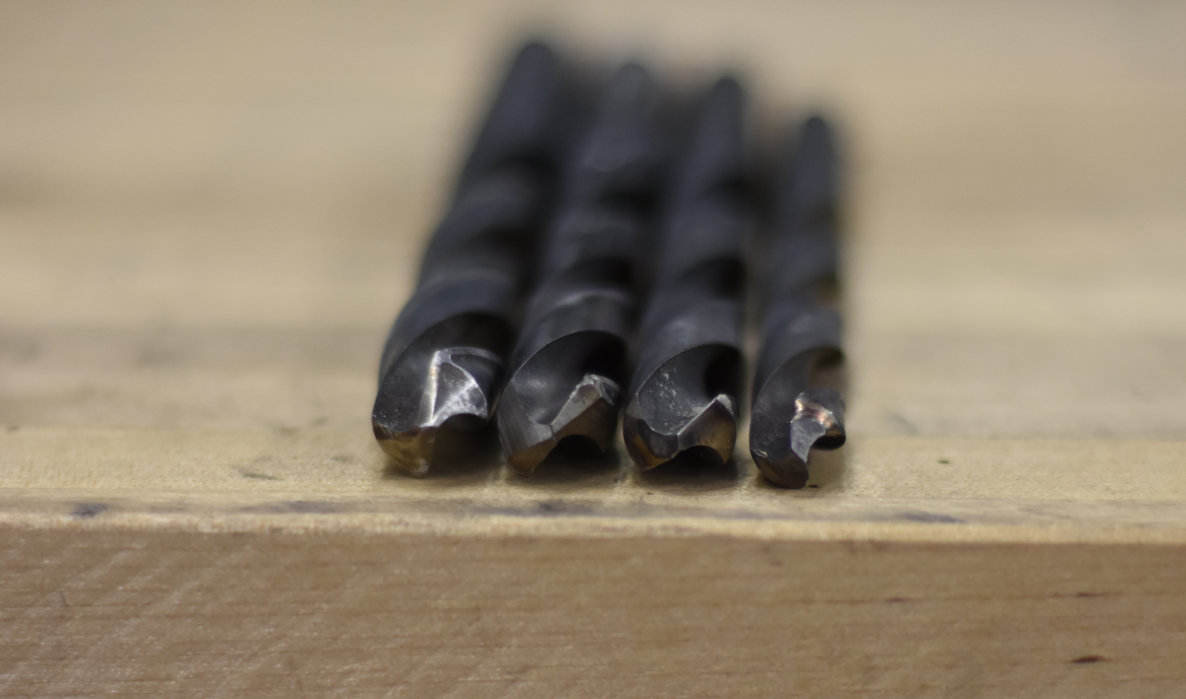 Picture of How to Sharpen Used and Dull Drill Bits (By Hand!!)