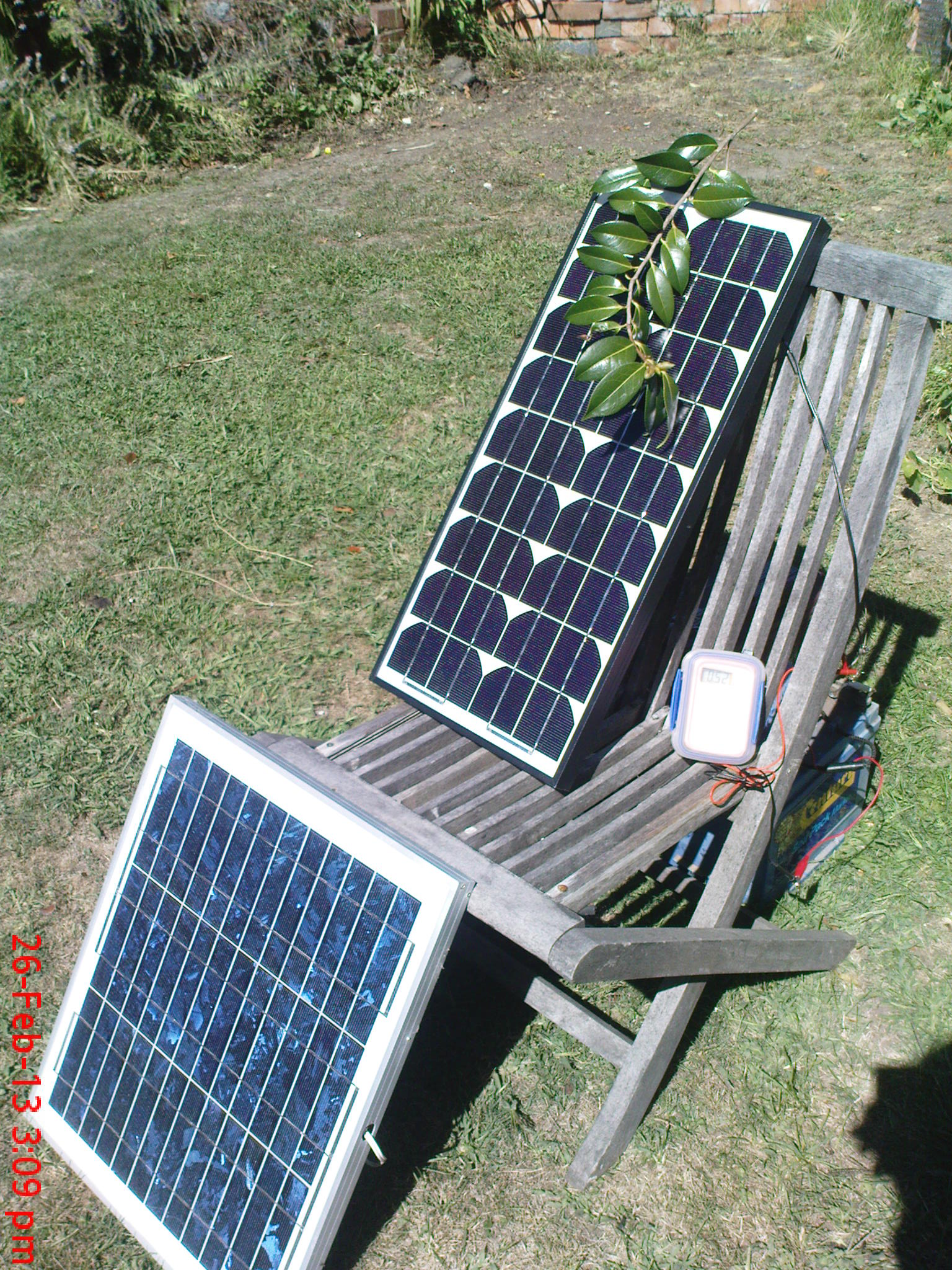 Picture of Solar PV Comparison -field Testing