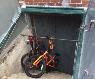 Bulkhead Bike Storage Rack