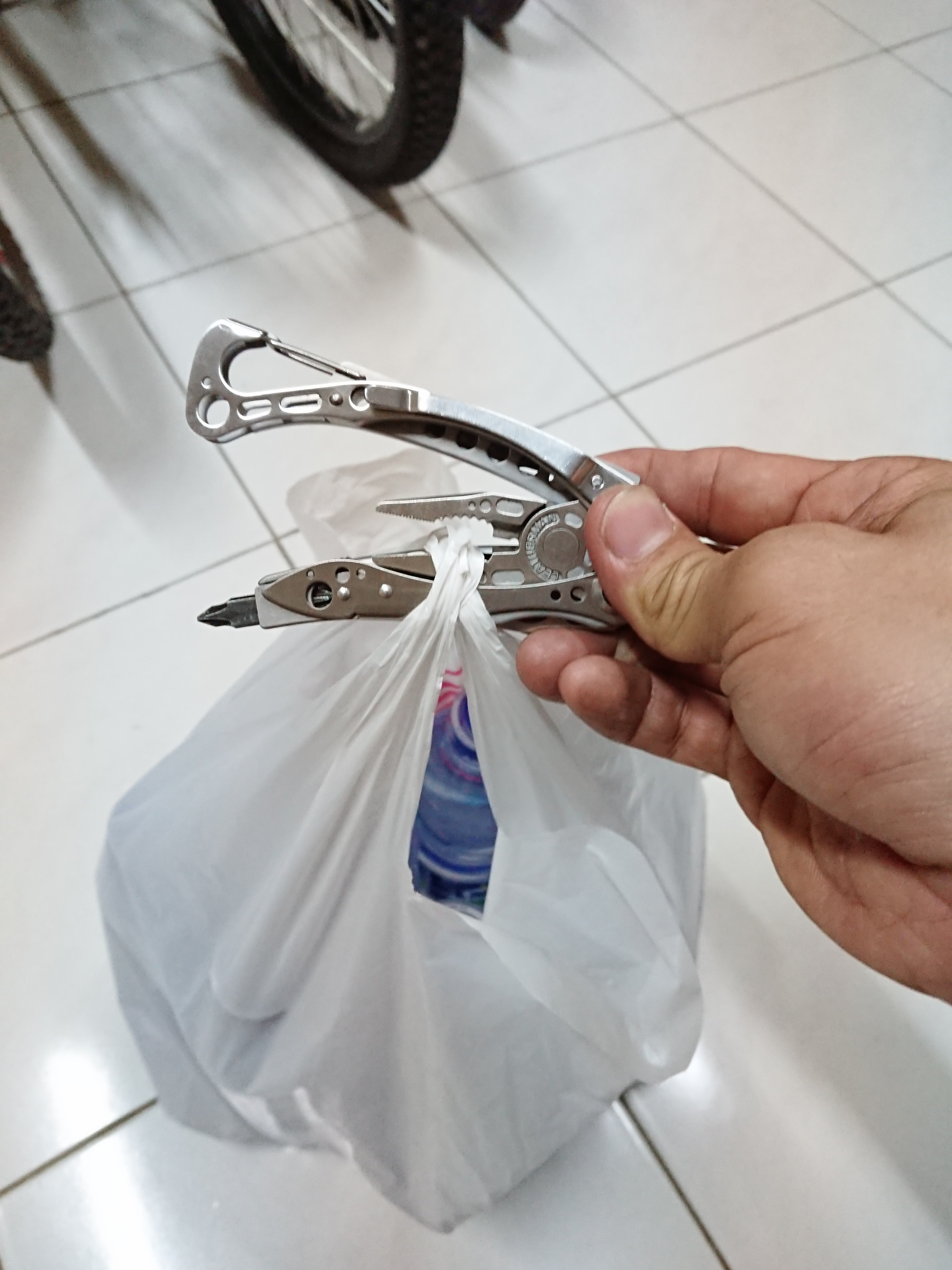 Picture of Plastic Bag Holder
