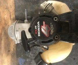 Honda GX25, Part 1: Stripping