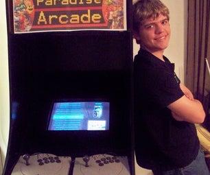 How to Build an Arcade Machine!