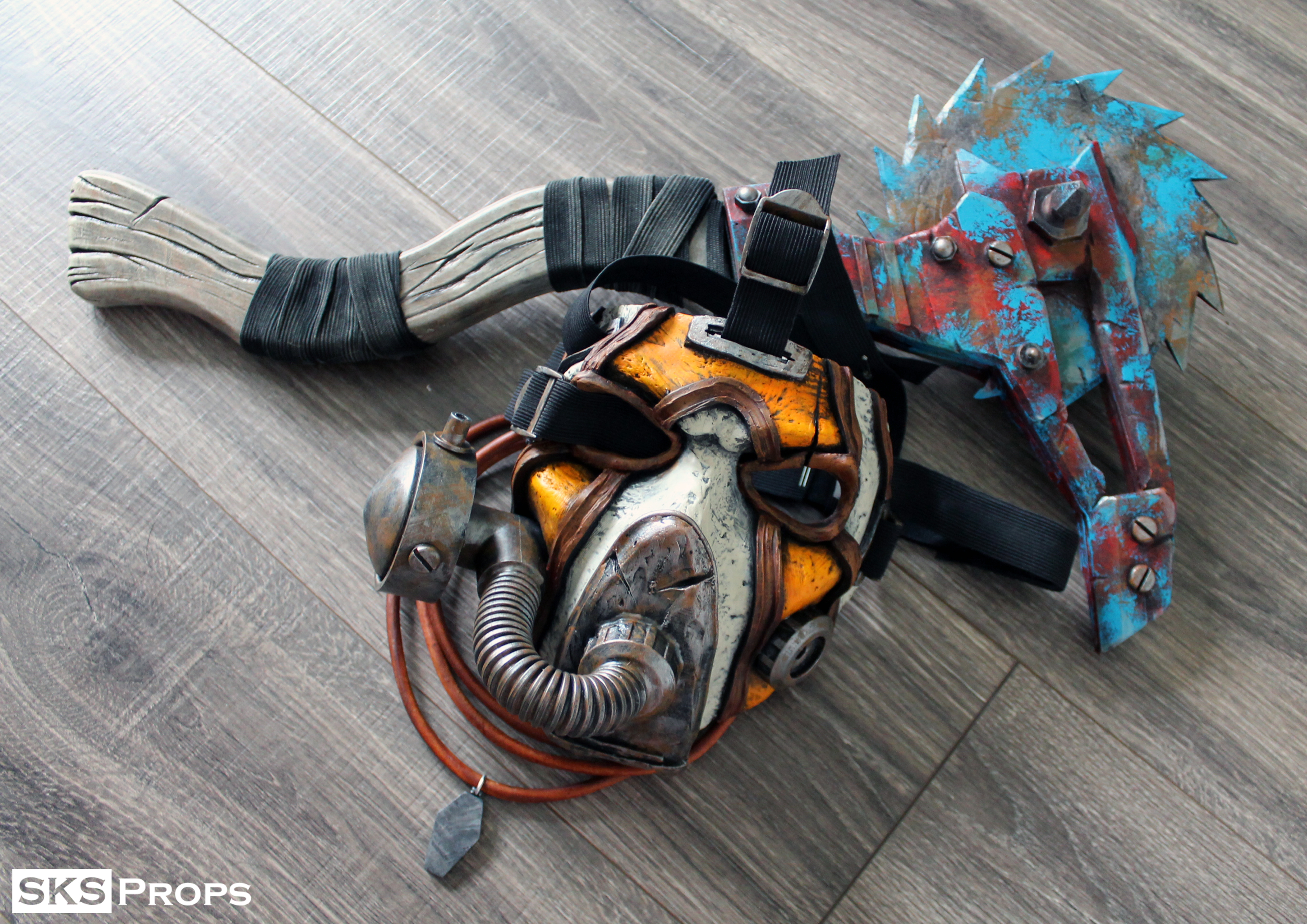 Picture of Krieg's Mask