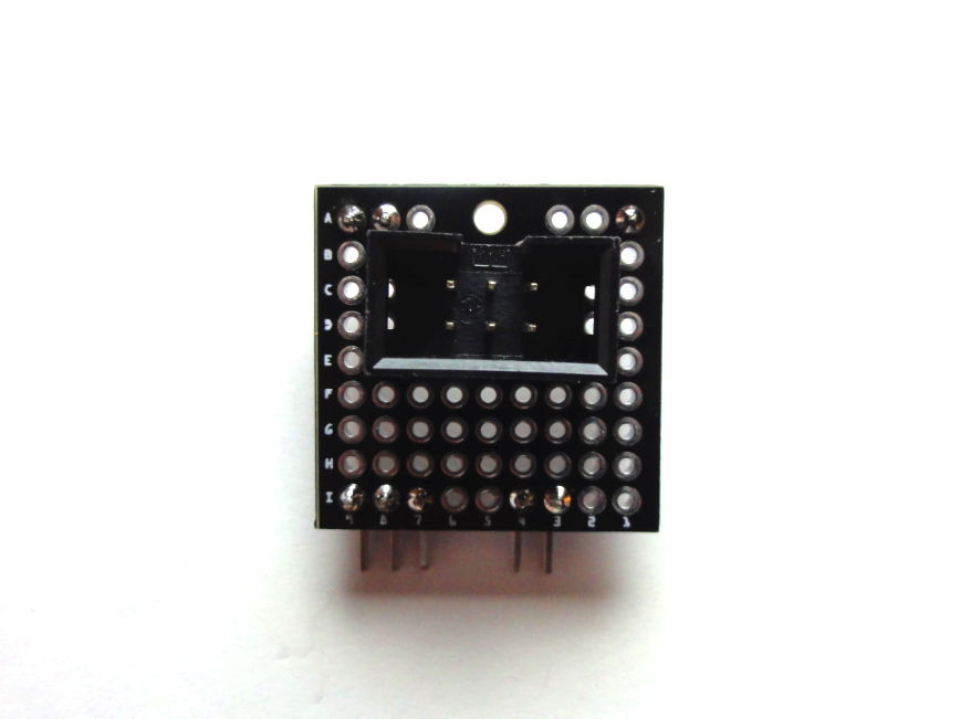 Picture of Building the 3V3 I2C Daughter-board