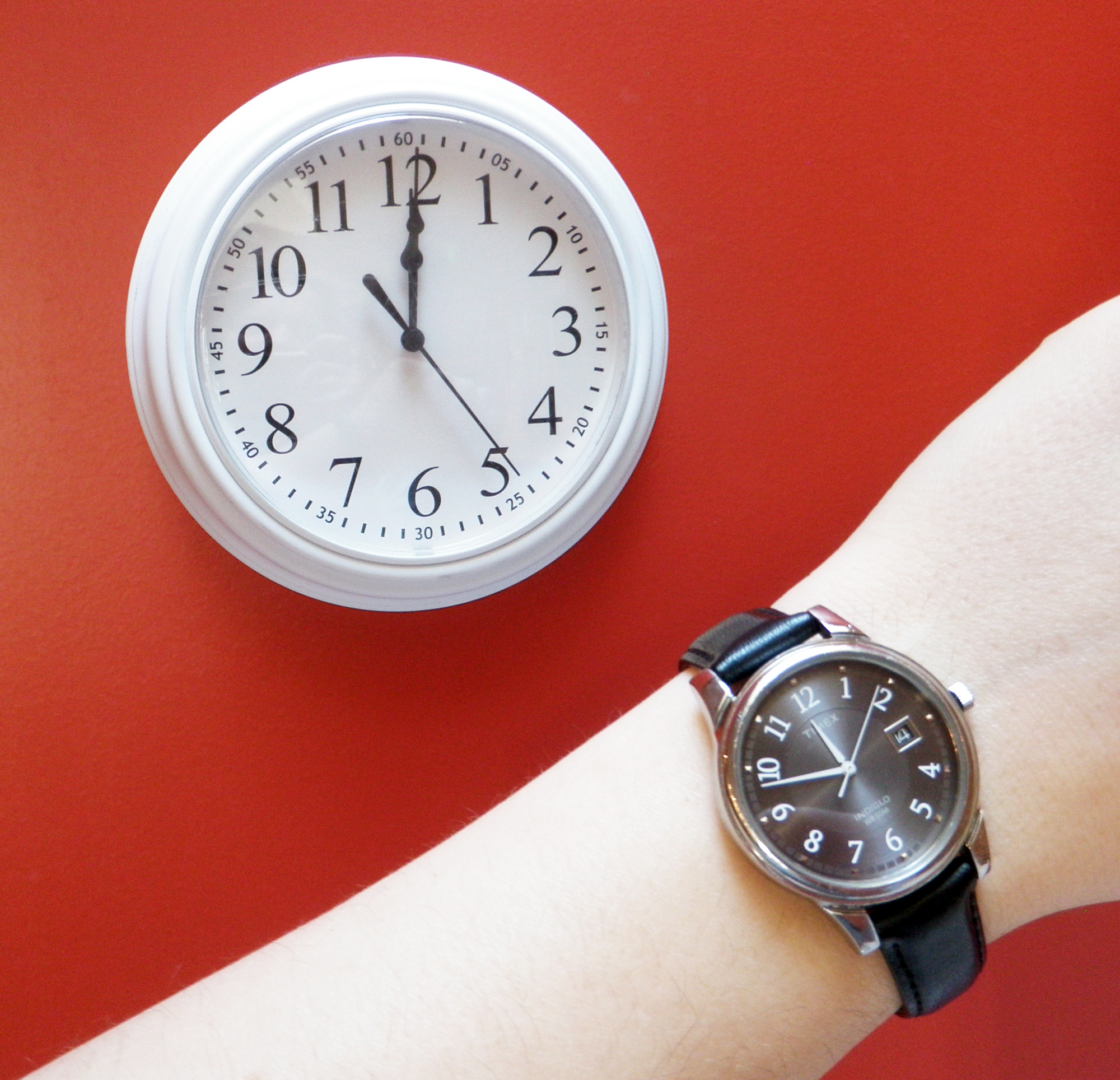 Picture of Lunchtime Clock