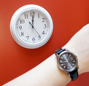 Lunchtime Clock
