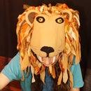 Luna Lovegood's Lion Hat Prop