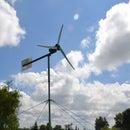 DIY 400 Watt Wind Turbine