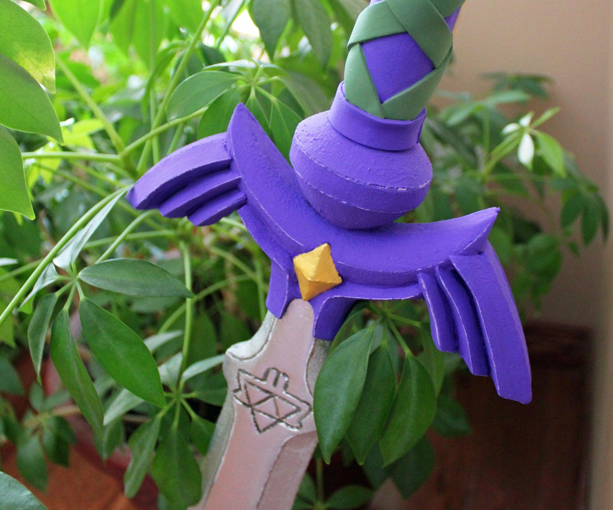 Link S Master Sword From The Legend Of Zelda Hyrule Warriors Flipboard