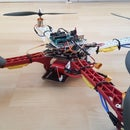How to Build a Rc Drone and the Transmitter Using Arduino