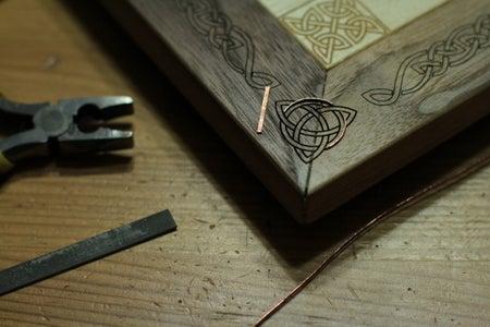 Add Copper Inlays