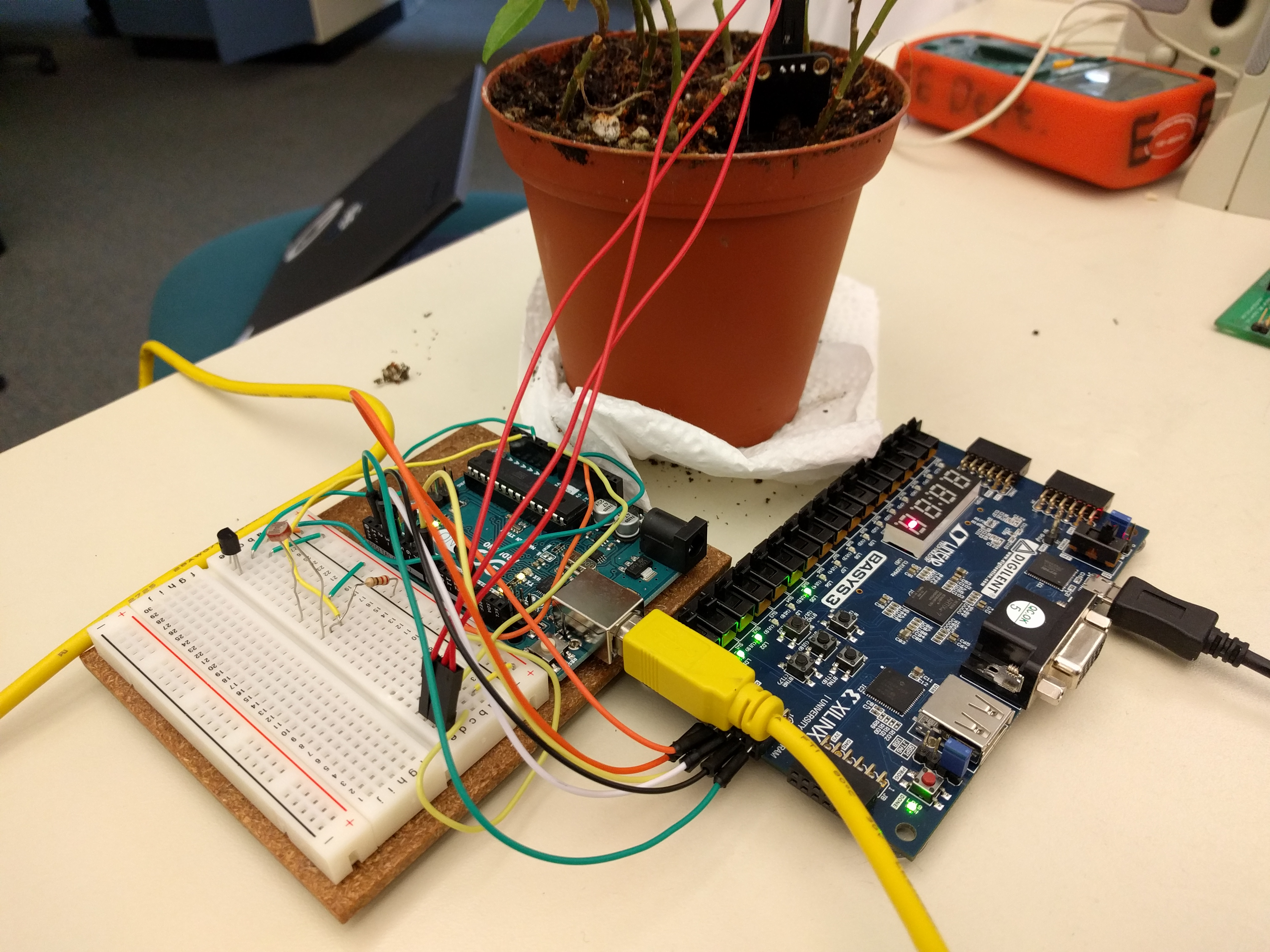 Picture of Smart Watering System