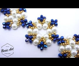 """The Blue Lagoon"" Bracelet | How to Tutorial"