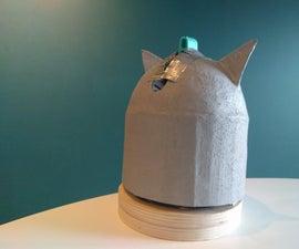 C4TB0T - Wireless Customisable Cat Toy