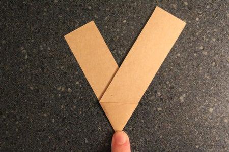 Keep Folding Around the Triangle